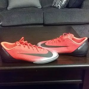 Nike mercurial CR7 Superfly indoor soccer shoes